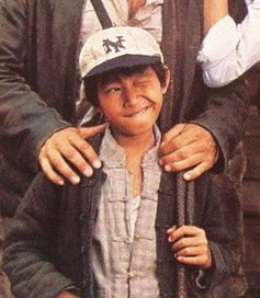 Indiana Jones and The Temple of Doom. Best child actor ever. Played by Jonathan Ke Quan.